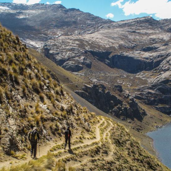 Route inca de Pariacaca