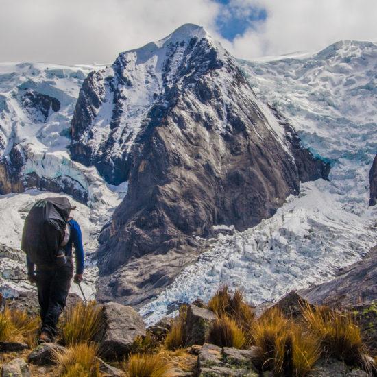 Grande traversée Yauyos Pariacaca
