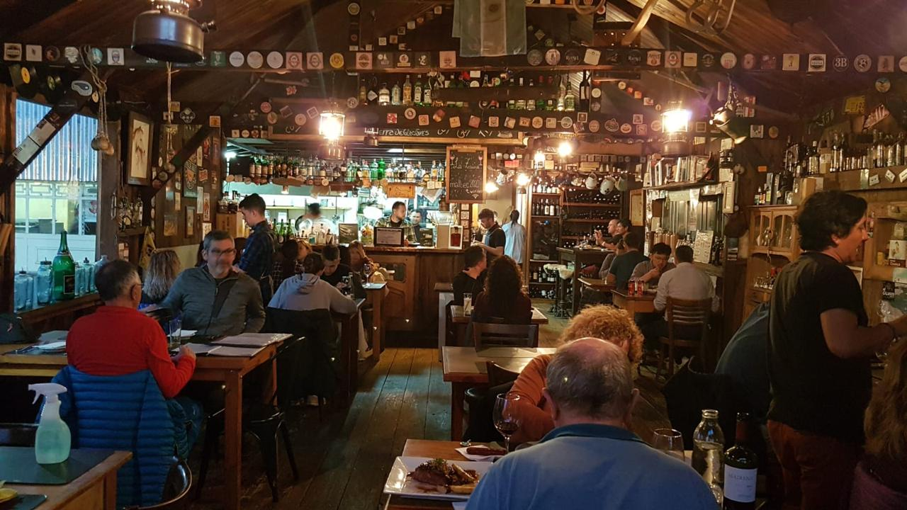 Restaurant de Calafate (Patagonie)