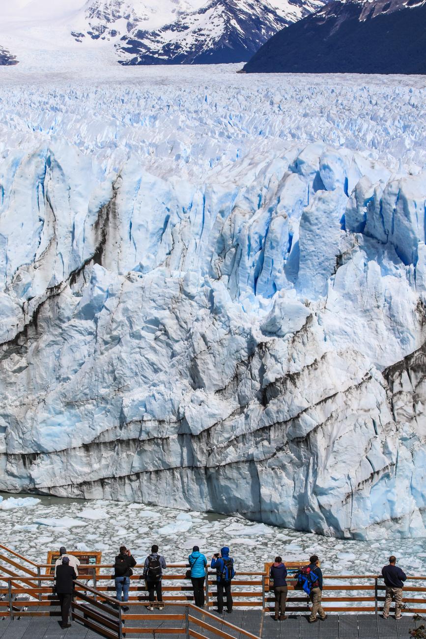 Visite du Perito Moreno
