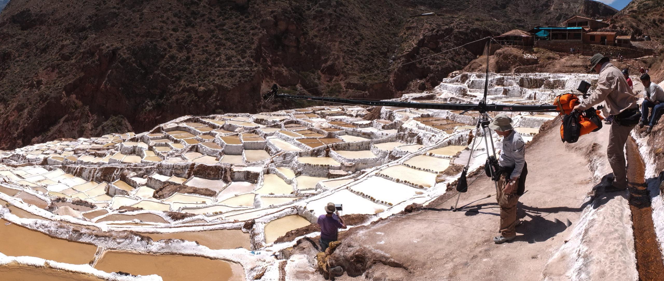 Tournage Pérou