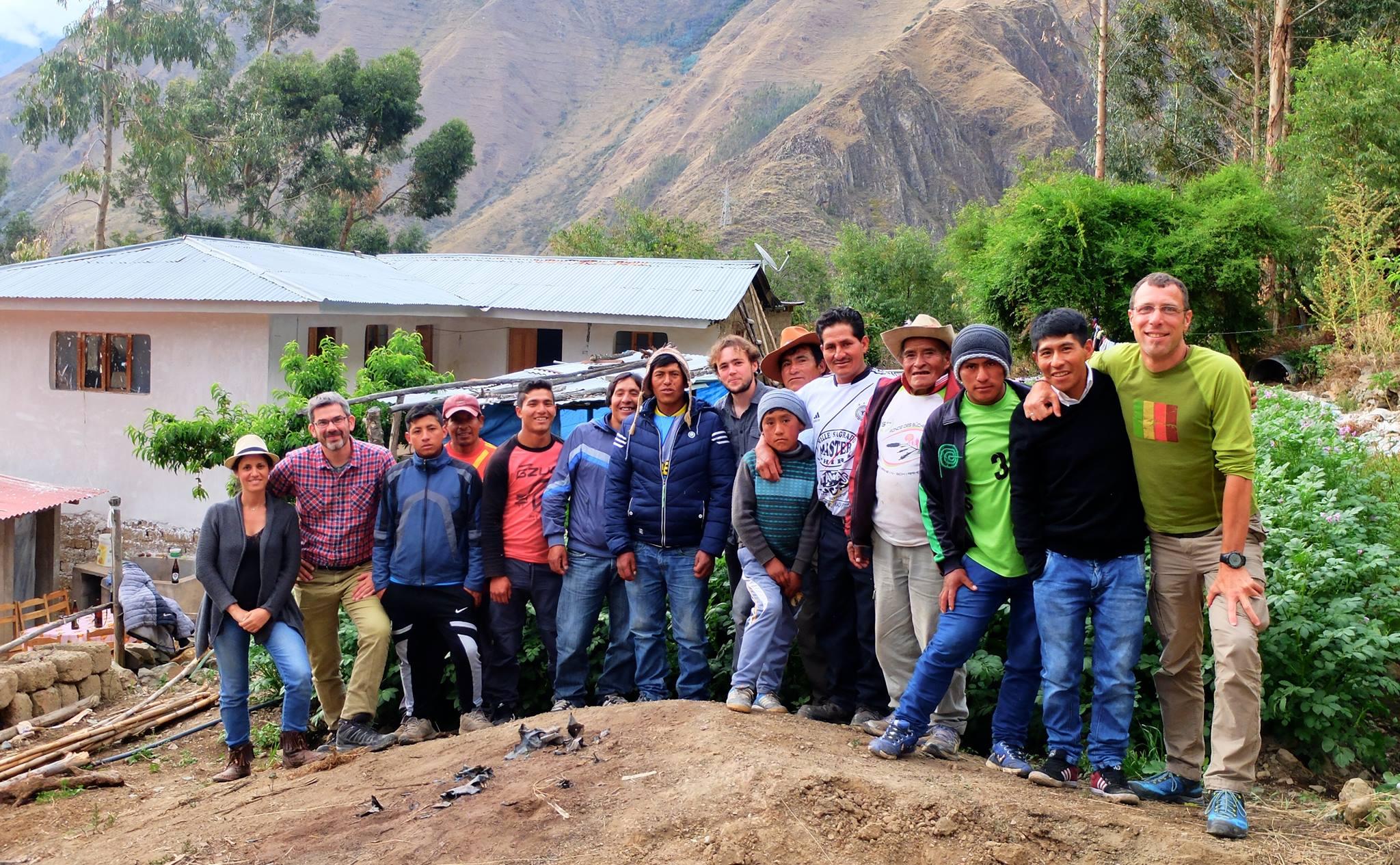 Equipe Yunka Trek