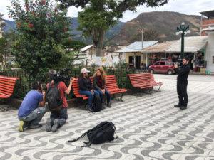 Production audiovisuelle Pérou