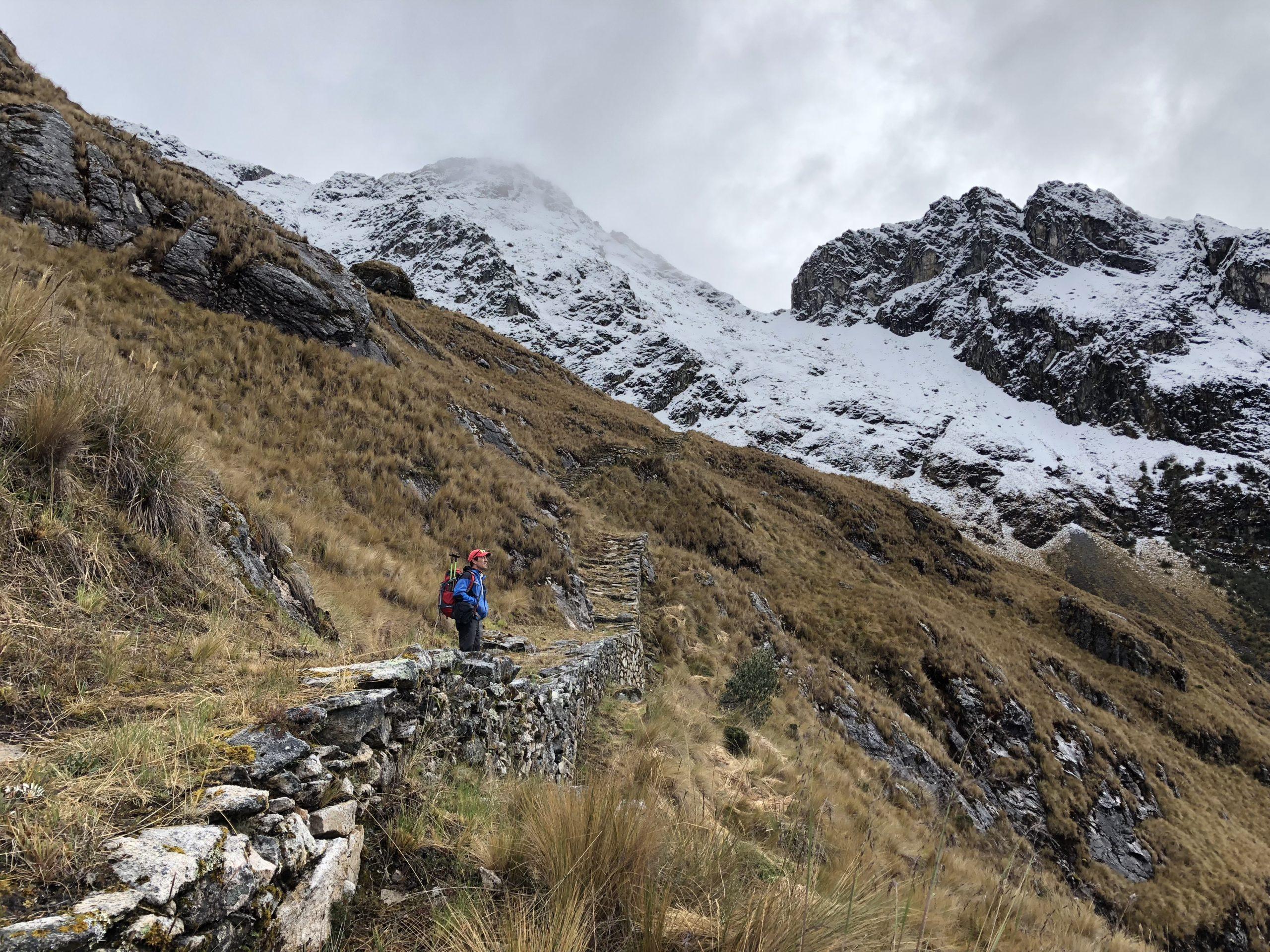 Treks sur les routes incas