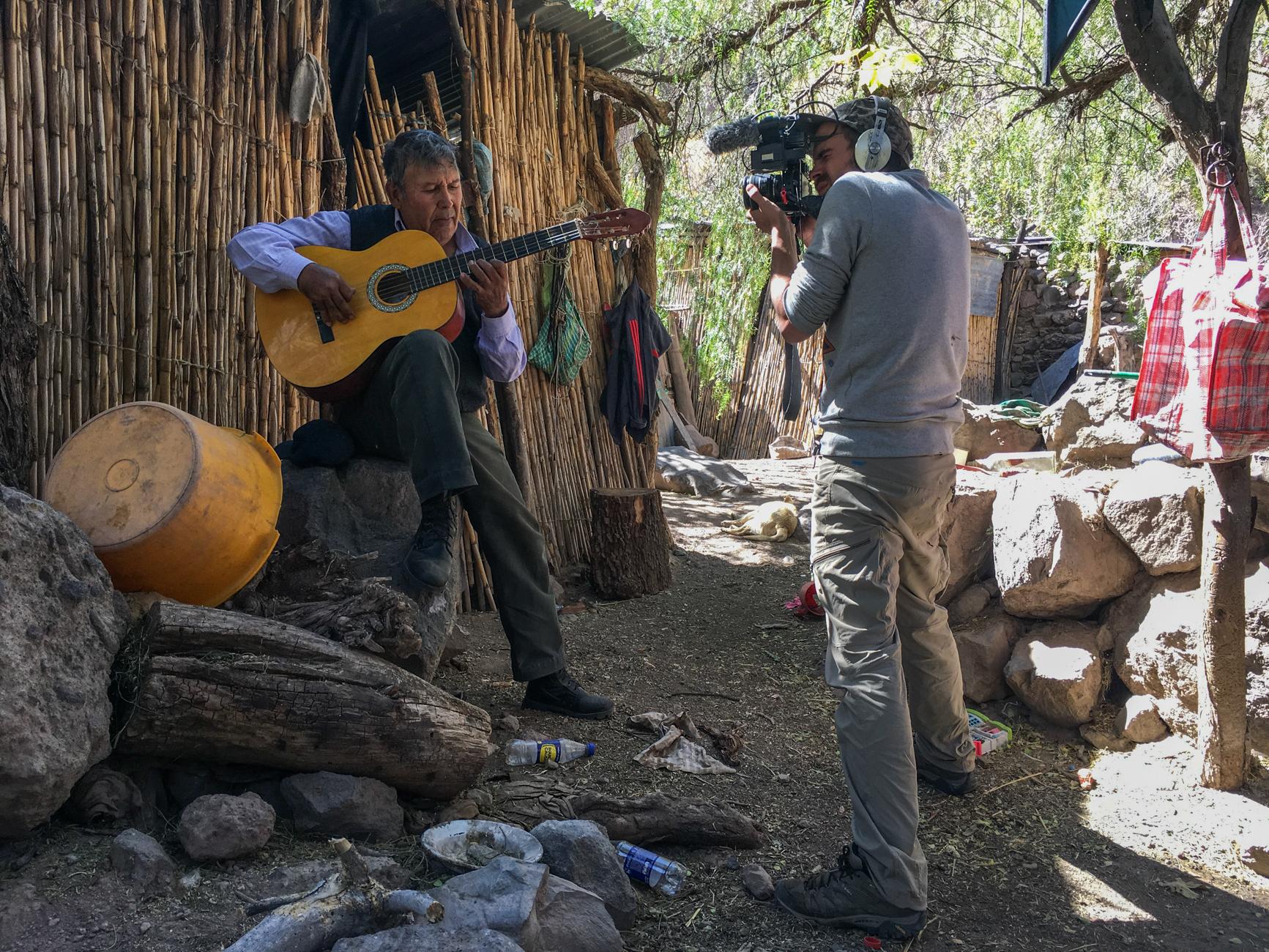 Routes de l'impossible : Canyon de Cotahuasi