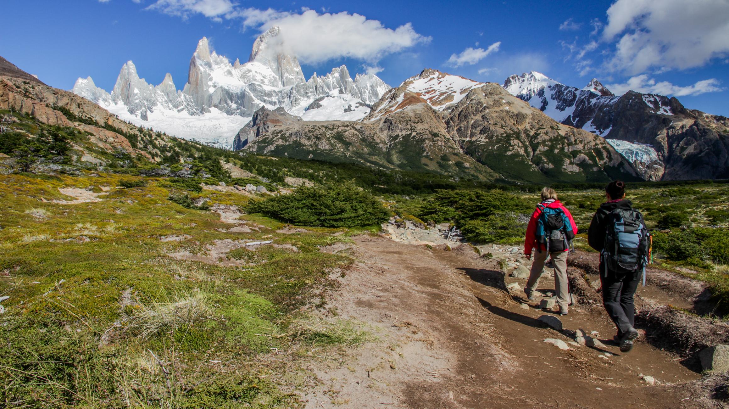 Treks du Fitz Roy en Patagonie