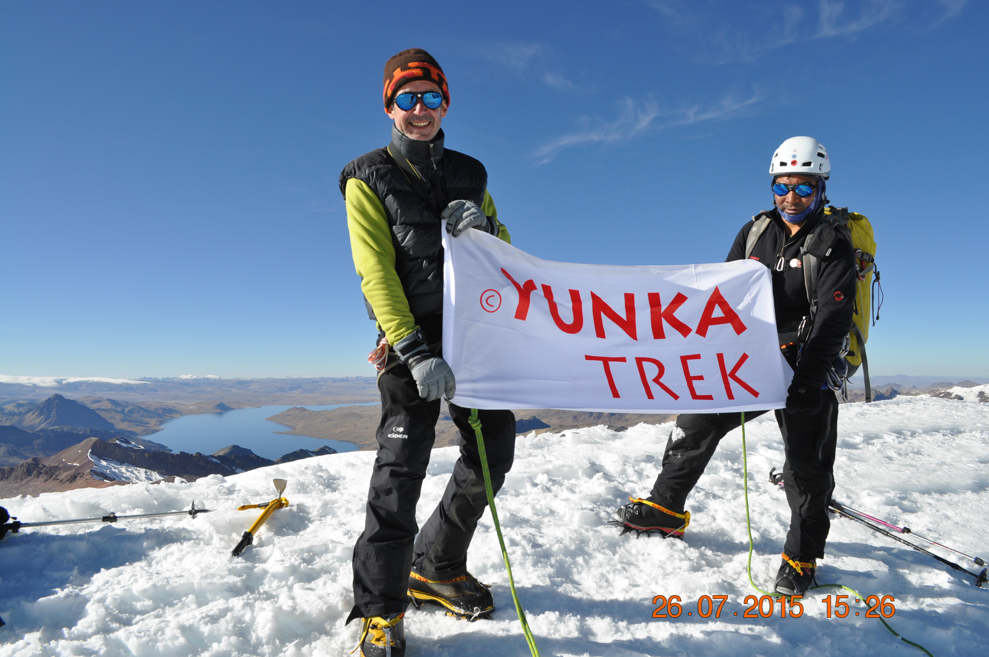 Ascension Yunka Trek