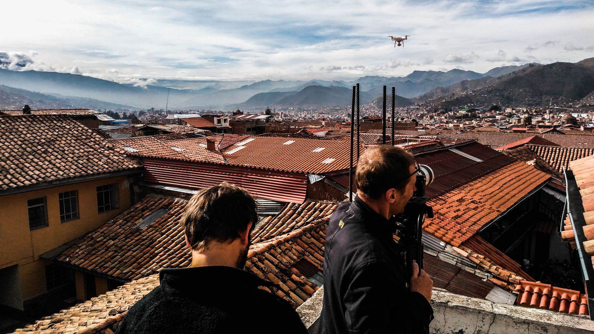 Production audiovisuelle, fixeur - Pérou