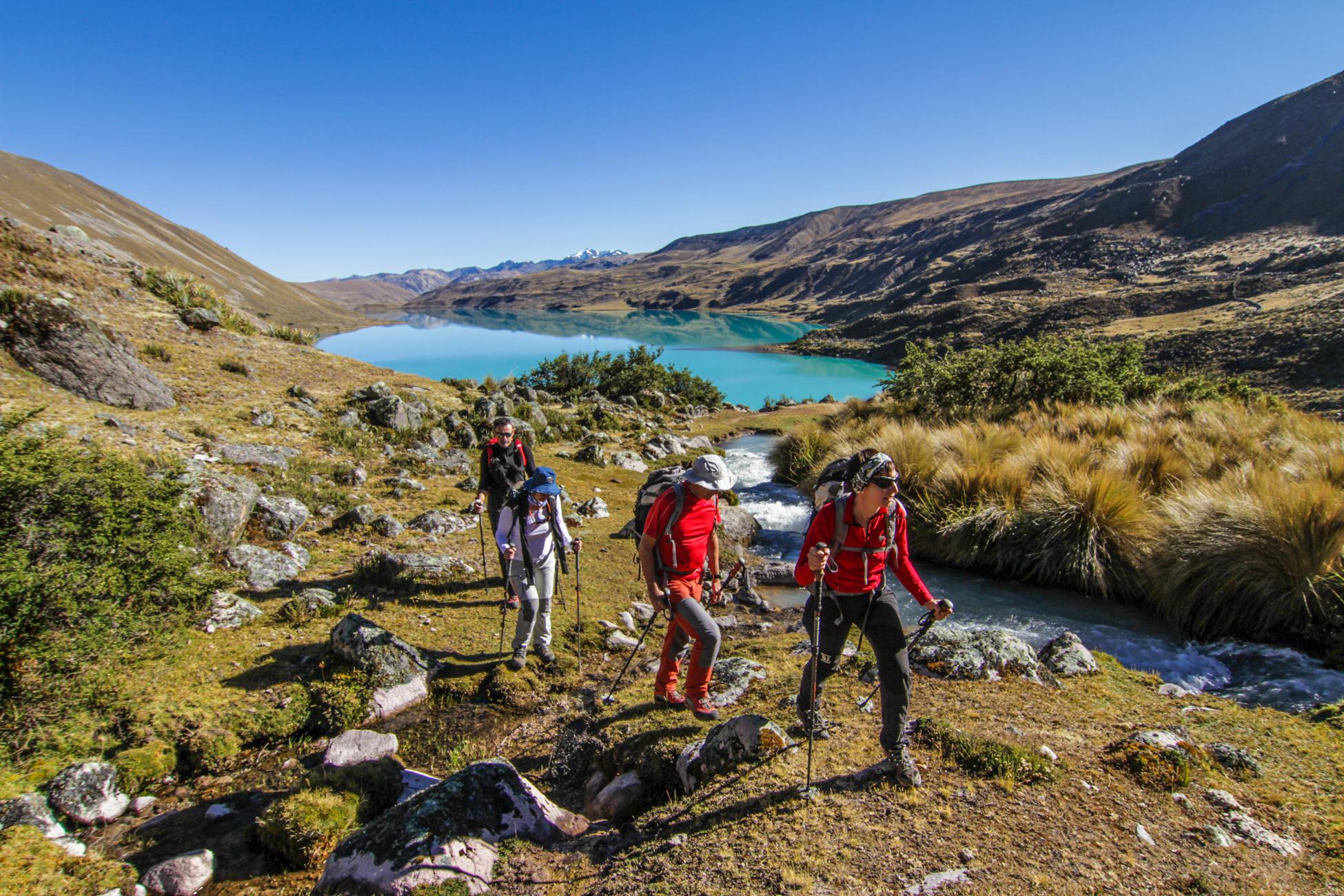 Trek au Pérou (Andes)
