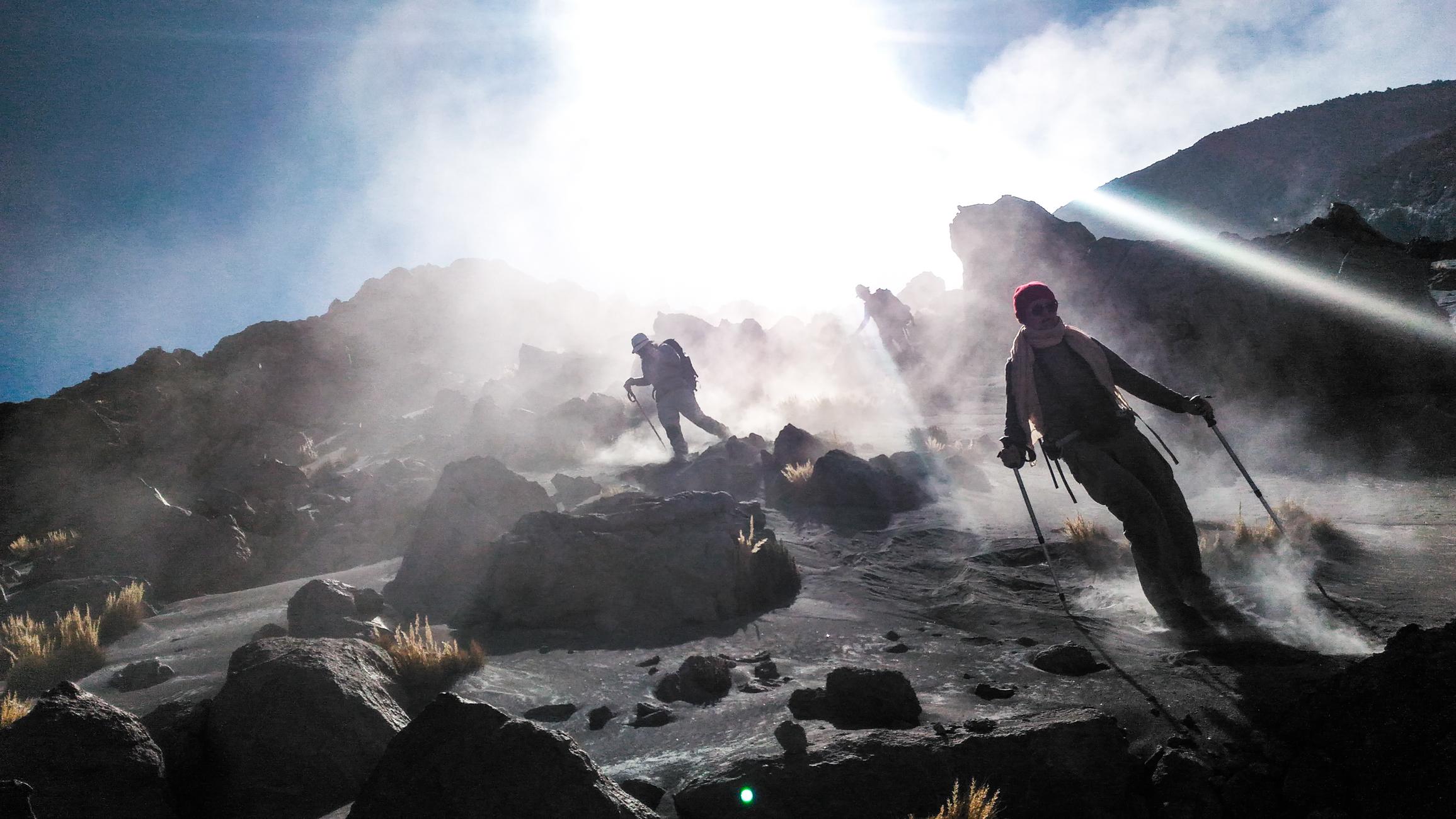 Trek Volcans d'Arequipa