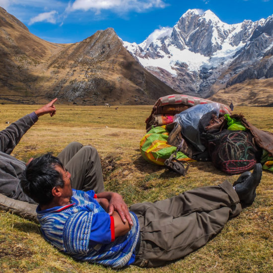 Trek de Huayhuash