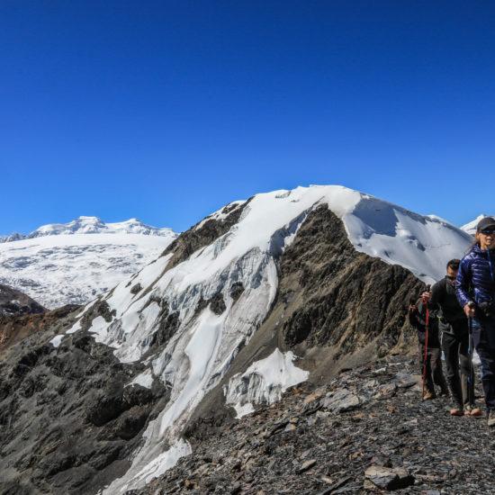 Trek haute route de Vilcanota