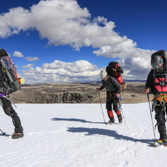 Glacier Quelccaya