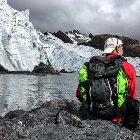 Nord Pérou en 4x4: glacier Pastoruri