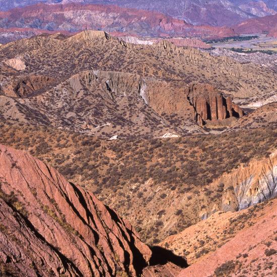 Le désert coloré de Tupiza