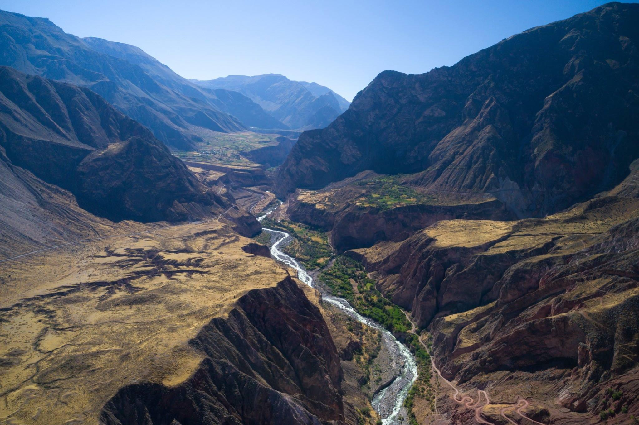 Routes de l'impossible au Pérou