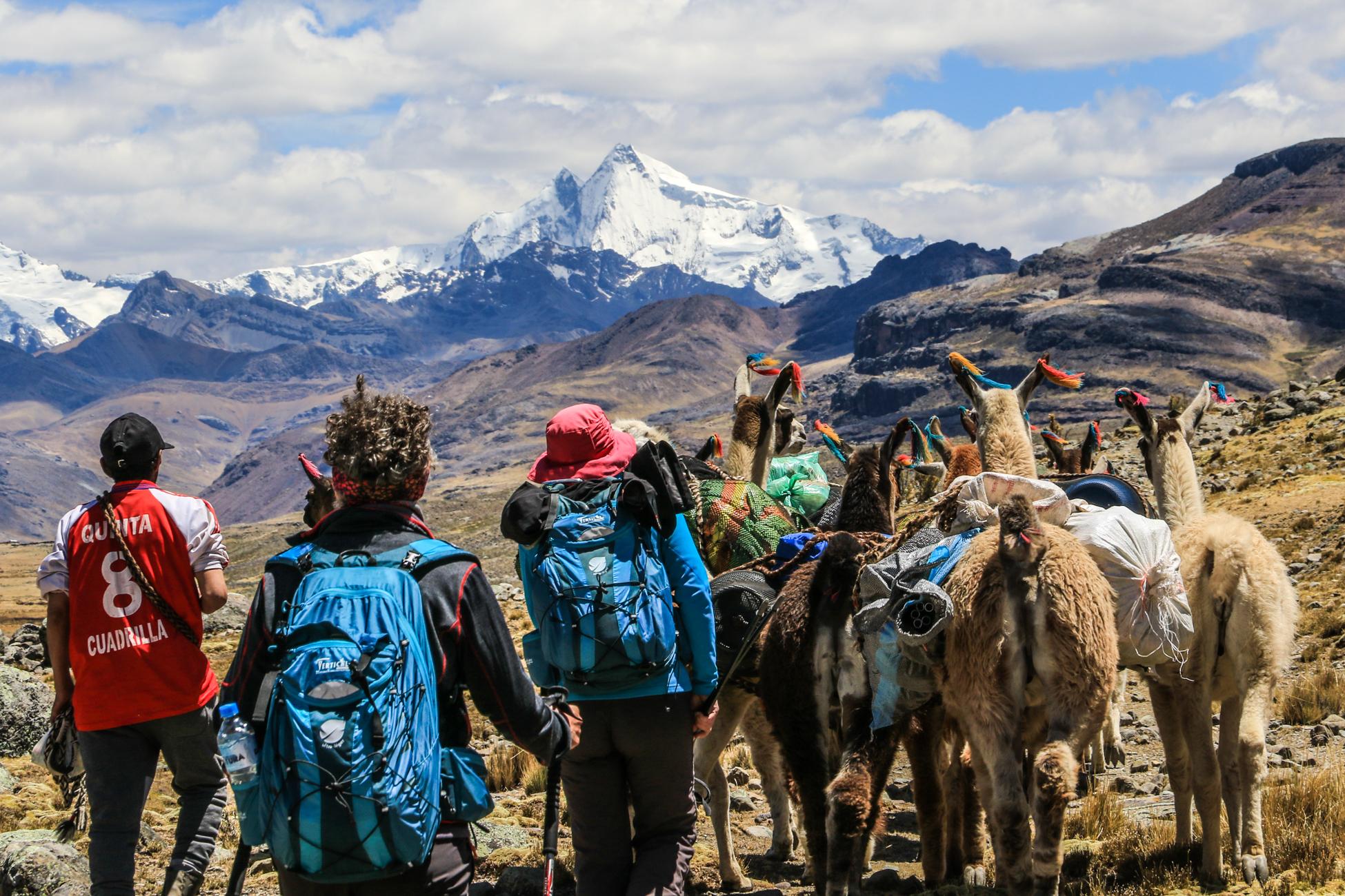 Route inca du Pariacaca